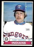 1979 O-Pee-Chee #119 TR Toby Harrah   Front Thumbnail