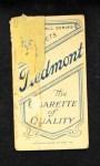1909 T206 POR Hughie Jennings  Back Thumbnail