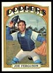 1972 Topps #616  Joe Ferguson  Front Thumbnail