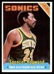 1975 Topps #200  Spencer Haywood  Front Thumbnail