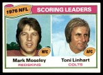 1977 Topps #4   Scoring Leaders Front Thumbnail