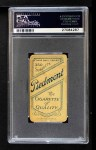 1909 T206  Woodie Thornton  Back Thumbnail