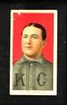 1909 T206  Bill Hallman  Front Thumbnail