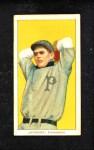 1909 T206  Jimmy Lavender  Front Thumbnail