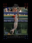 2007 Topps #580  Garret Anderson  Front Thumbnail