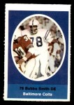 1972 Sunoco Stamps  Bubba Smith  Front Thumbnail