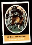 1972 Sunoco Stamps  Bruce Van Dyke  Front Thumbnail
