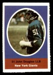 1972 Sunoco Stamps  John Douglas  Front Thumbnail
