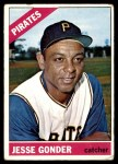 1966 Topps #528  Jesse Gonder  Front Thumbnail