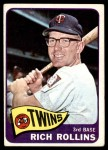 1965 Topps #90  Rich Rollins  Front Thumbnail