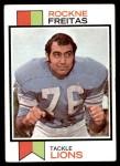 1973 Topps #351  Rockne Freitas  Front Thumbnail