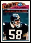 1977 Topps #480  Jack Lambert  Front Thumbnail