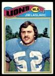 1977 Topps #318  Jim Laslavic  Front Thumbnail
