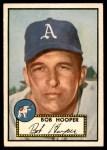 1952 Topps #340  Bob Hooper  Front Thumbnail