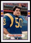 1989 Topps Traded #106 T Frank Stams  Front Thumbnail