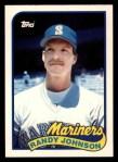 1989 Topps Traded #57 T Randy Johnson  Front Thumbnail
