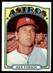 1972 Topps #394  Ken Forsch  Front Thumbnail