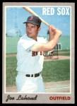 1970 Topps #78  Joe Lahoud  Front Thumbnail