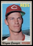 1970 Topps #73  Wayne Granger  Front Thumbnail