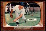 1955 Bowman #300  Tommy Byrne  Front Thumbnail