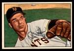 1952 Bowman #49  Jim Hearn  Front Thumbnail