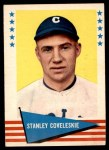 1961 Fleer #100  Stanley Coveleski  Front Thumbnail