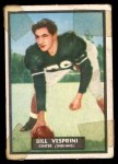 1951 Topps Magic #40  Bill Vesprini  Front Thumbnail