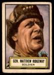 1952 Topps Look 'N See #35  Gen M Ridgeway  Front Thumbnail
