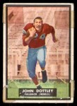 1951 Topps Magic #62  John Dottley  Front Thumbnail