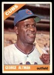 1966 Topps #146  George Altman  Front Thumbnail