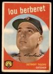 1959 Topps #96  Lou Berberet  Front Thumbnail