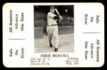 1936 S&S Game  Zeke Bonura  Front Thumbnail