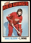 1976 O-Pee-Chee NHL #56  Mike Bloom  Front Thumbnail