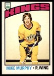 1976 O-Pee-Chee NHL #21  Mike Murphy  Front Thumbnail