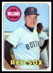 1969 Topps #349  Dick Williams  Front Thumbnail