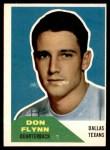 1960 Fleer #32  Don Flynn  Front Thumbnail