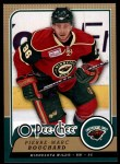 2008 O-Pee-Chee #122  Pierre-Marc Bouchard  Front Thumbnail