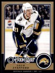 2008 O-Pee-Chee #270  Drew Stafford   Front Thumbnail