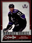 2008 O-Pee-Chee #764   -  Wayne Simmonds Marquee Rookies Front Thumbnail
