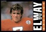 1985 Topps #238  John Elway  Front Thumbnail