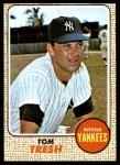 1968 Topps #69  Tom Tresh  Front Thumbnail