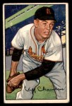 1952 Bowman #14  Cliff Chambers  Front Thumbnail
