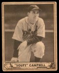1940 Play Ball #200  Soupy Campbell  Front Thumbnail