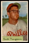 1954 Bowman #63  Earl Torgeson  Front Thumbnail