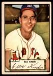 1952 Topps #78  Ellis Kinder  Front Thumbnail