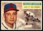 1956 Topps #273  Walker Cooper  Front Thumbnail