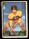 1951 Topps Magic #38  Bill Fuchs  Front Thumbnail