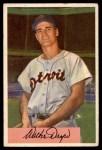 1954 Bowman #7  Walt Dropo  Front Thumbnail
