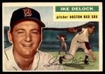 1956 Topps #284  Ike Delock  Front Thumbnail
