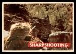 1956 Topps Davy Crockett Green Back #13   Sharpshooting  Front Thumbnail